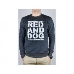 Свитшот Pulse RND Charcoal Red and Dog