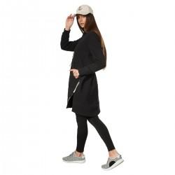 Платье-худи Kendal Black