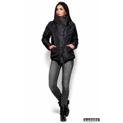 Куртка Стелла чёрная
