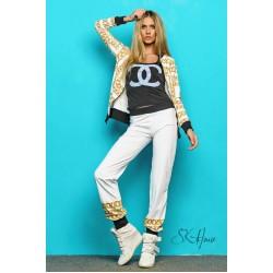 """Костюм """"Chanel цепи"""" 01367"""