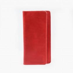Клатч красного цвета