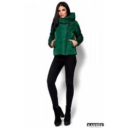 Куртка Адриана зелёная