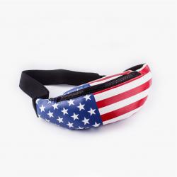 Поясная сумка USA