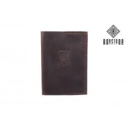 Обложка для паспорта с гербом.