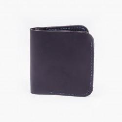 Классический кошелек черного цвета