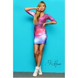"""Платье """"Swag вселенная"""" 1382"""