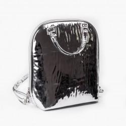 Женский рюкзак TRUMP зеркальный
