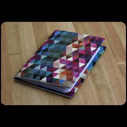 Обложка для паспорта Mosaic + блокнотик
