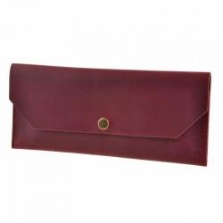 Клатч-конверт цвета Виноград