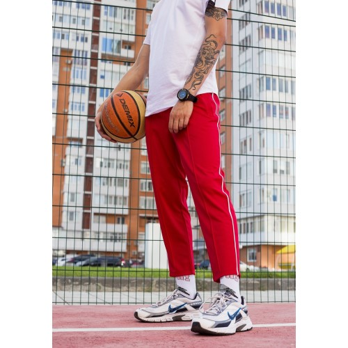 мужские спортивные штаны - фото