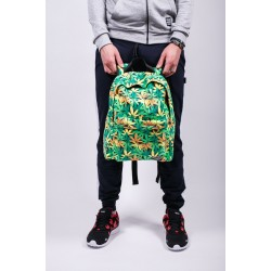 Рюкзак с коноплёй