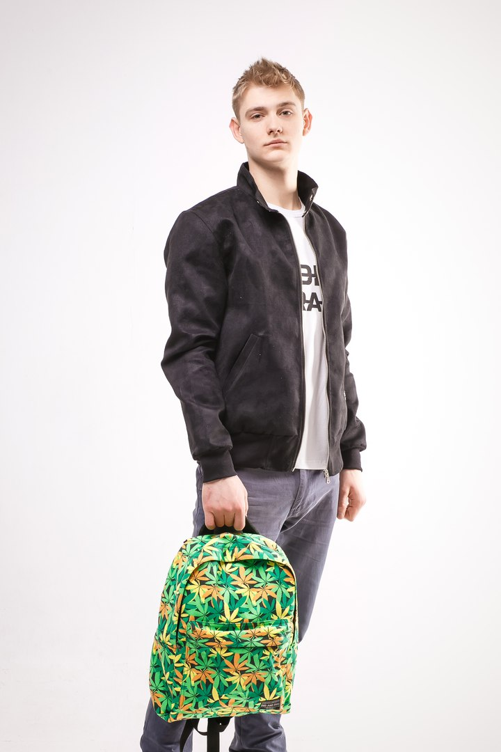 молодежный рюкзак - фото