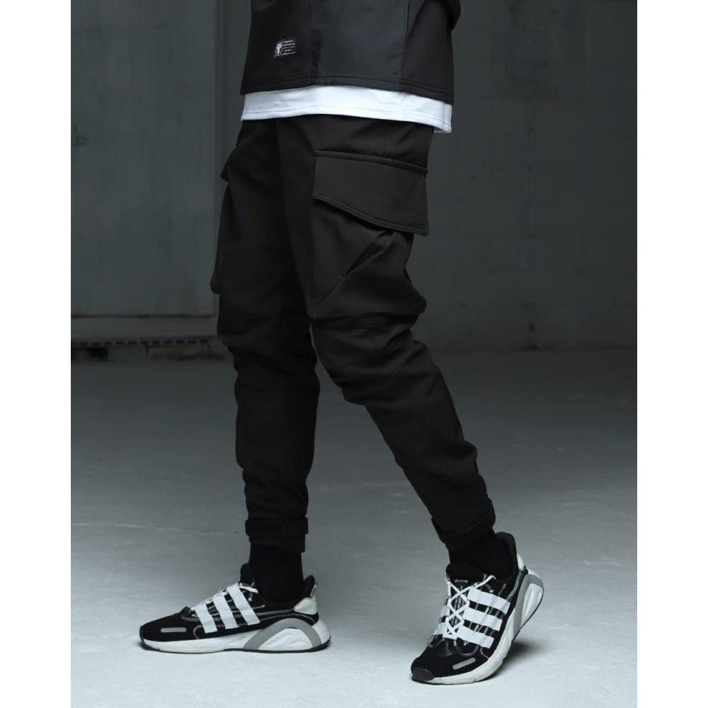 Мужкие брюки карго