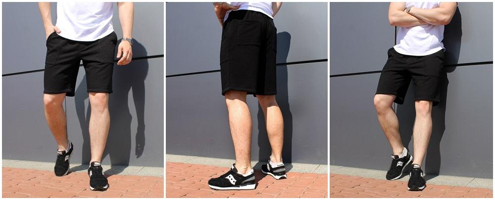Мужские спортивные шорты - фото 1
