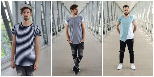 a0b0e278c81b0 ☆ Купить длинную футболку Long мужскую в Украине: Киев, Днепр, Одесса